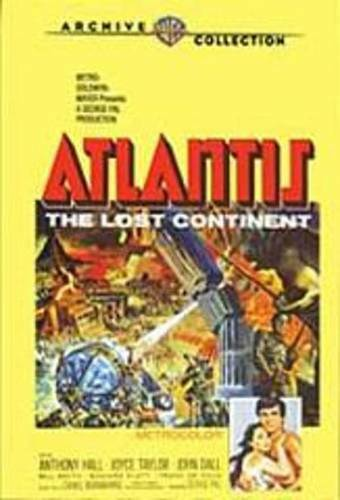 ATLANTIS THE LOST CONTINENT NEW DVD