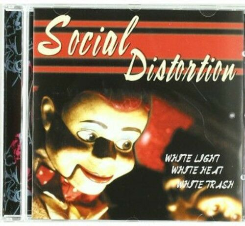 Social Distortion White Light White Heat White Trash New CD Germany Import $13.08