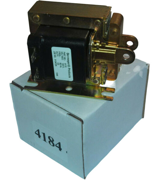 Central Boiler #4184 Solenoid For Classic After 6 2000 And E Classic Models $39.95