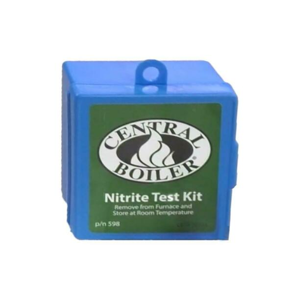 Central Boiler New #598 Test Kit PH Strips Wood Boiler Water Nitrite Test $36.50