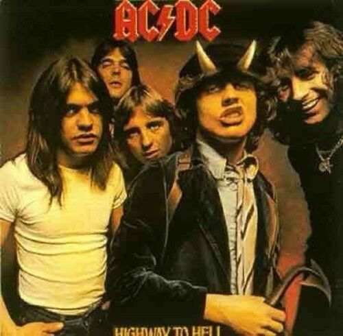 AC DC Highway to Hell New Vinyl LP Rmst $23.15