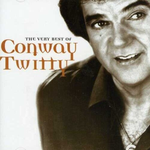 Conway Twitty Very Best of New CD $9.99