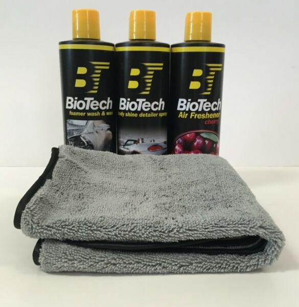 Car Cleaning Kit BioTech