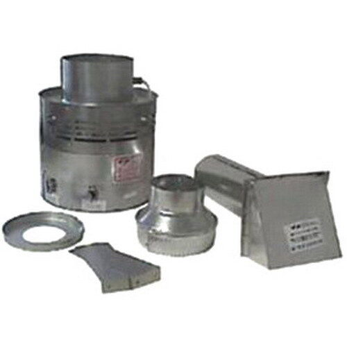 Field Controls CAS Fan in a Can Gas System Gas Combustion Air System $361.01