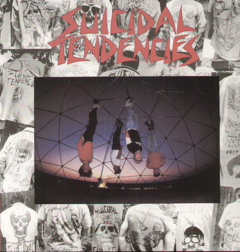 Suicidal Tendencies Suicidal Tendencies New Vinyl LP $18.47