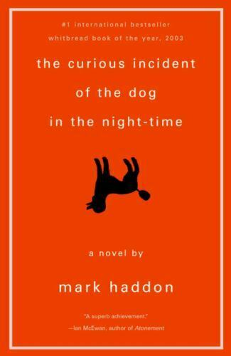 The Curious Incident of the Dog in the Night Time by Mark Haddon $4.09