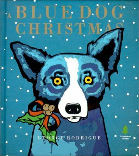 A Blue Dog Christmas by George Rodrigue $5.07
