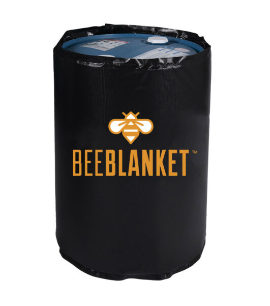 Honey Heater - BB55-240V - Bee Blanket - 55 Gal Drum Heating Blanket  240 Volt
