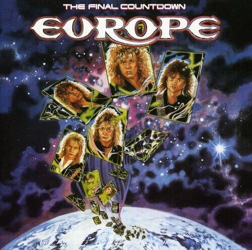 Europe The Final Countdown New CD