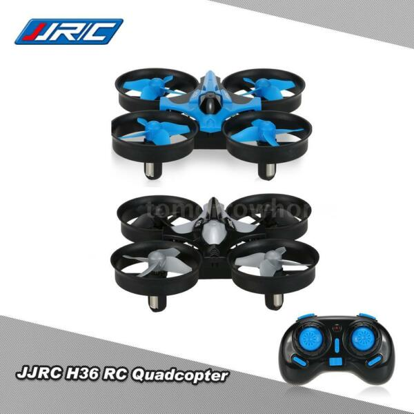 JJRC H36 2.4G 4CH 6-Axis 3D Anti-Crush UFO RC Quadcopter RTF Drone Headless Mode