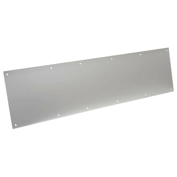 6quot; x 30quot; ALUMINUM DOOR KICK PLATE NEW