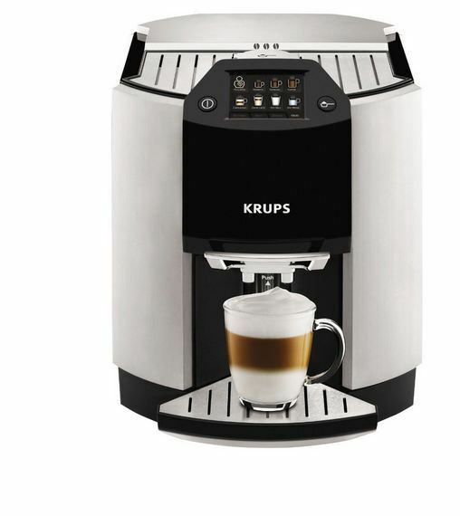 NEW Espresso Machine Bar Automatic Coffee Maker Cappuccino And Stainless Steel