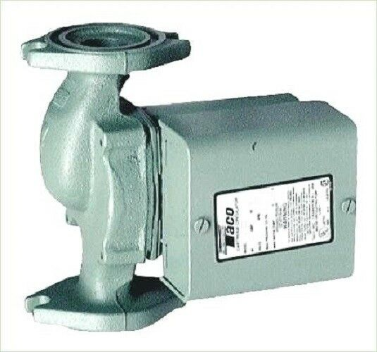 Central Boiler TACO 007 ZF5 9 PRIORITY ZONING CIRCULATOR PUMP 1 25 HP #5800011 $184.95