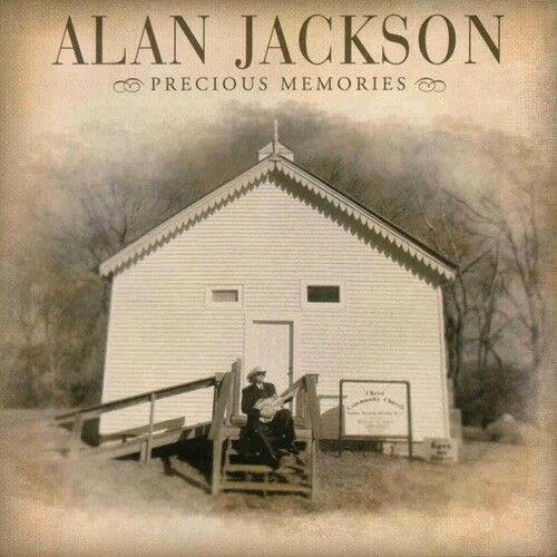 Alan Jackson Precious Memories New CD