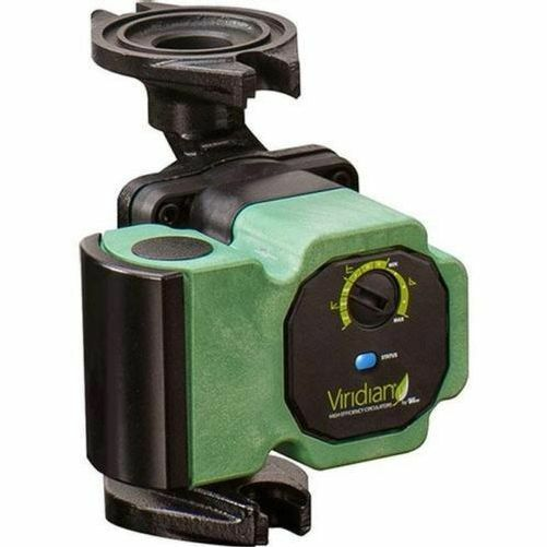 Central Boiler Taco VR1816 Viridian High Efficiency Circulator Pump #5800023 $203.66