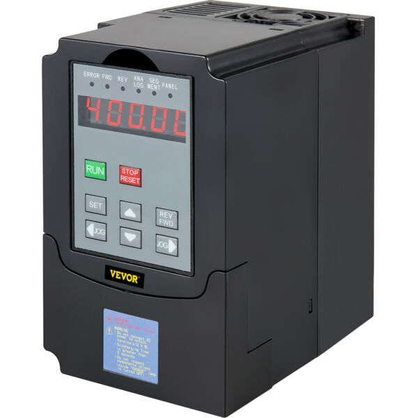 5HP 4KW Variable Frequency Drive VFD Inverter 3 Phase 220V-250V INDUSTRY SUPPLY