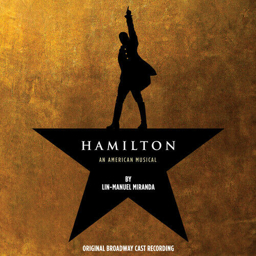 Original Cast Record Hamilton Original Broadway Cast Recording Ne