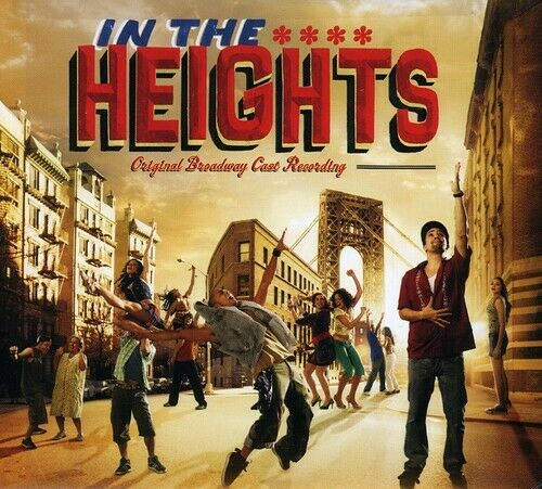 Original Broadway Cast In The Heights New CD