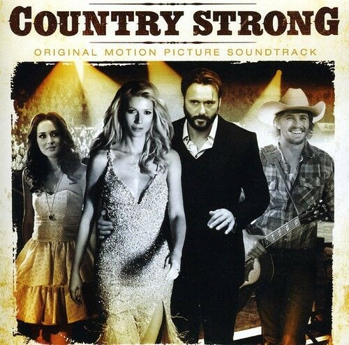 Various Artists Country Strong Original Soundtrack New CD