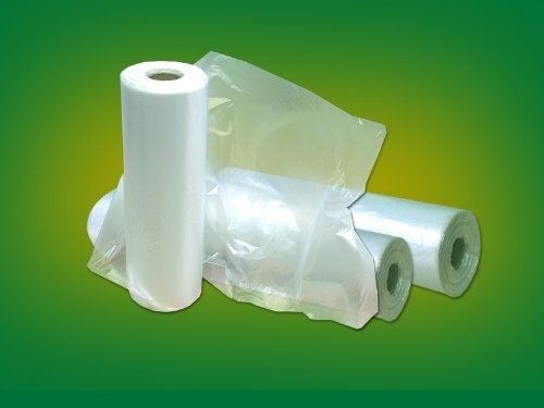 Inteplast Group Produce Bag 12 x 20 9 Microns Natural 875Roll