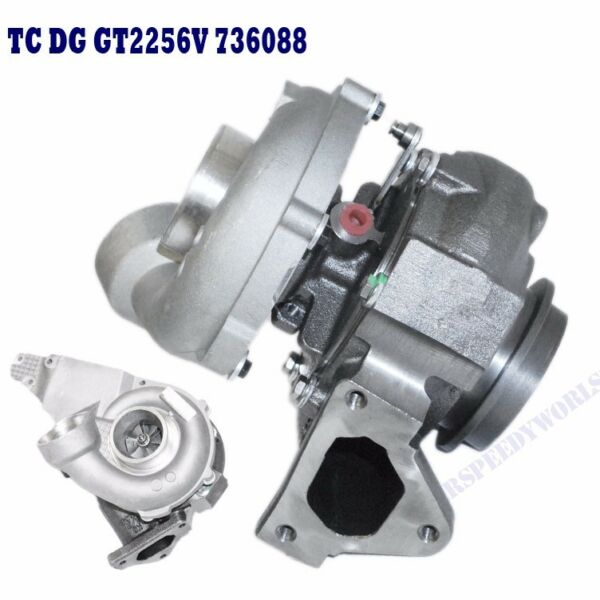 GT2256V 736088 Turbo Charger for 04 06 Dodge Sprinter 2500 3500 2.7L Diesel