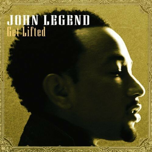 John Legend Get Lifted New Vinyl LP 180 Gram