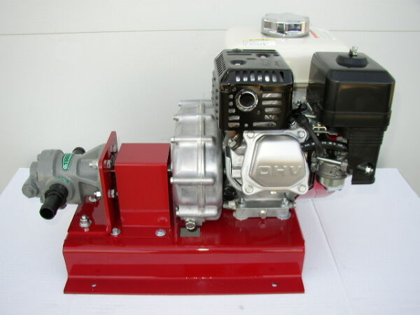 New Honda Gas Powered Bulk OilWaste Oil PumpBiodieselHeatersBurnersFurnace