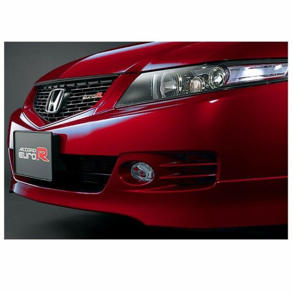 Honda Accord Type S Euro R Acura TSX FRONT LIP SPOILER R81 Red NEW JDM 06-08