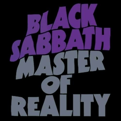 Black Sabbath Master of Reality New Vinyl LP UK Import
