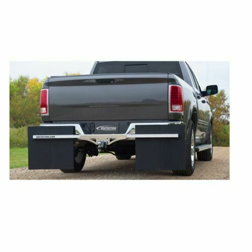 Access C100001 Universal Roctection Hitch Mounted Mud Flaps $215.33