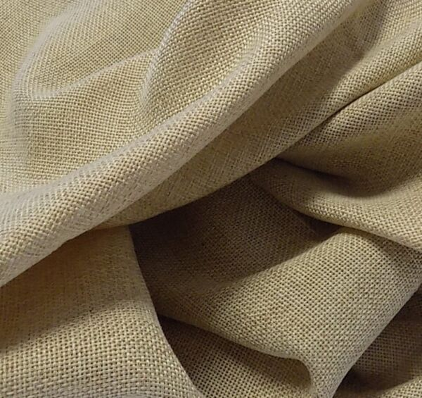 72 INCH ROUND EQUINOX FAUX BURLAP TABLECLOTH WASHABLE POLYESTER TABLECLOTHS