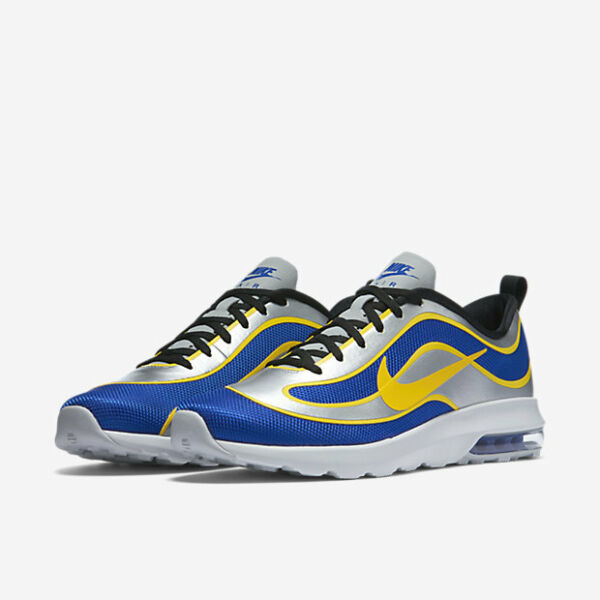 NEW MENS NIKE AIR MAX MERCURIAL '98 QS SNEAKERS 850649 470 SHOES-SIZE 10.5,11