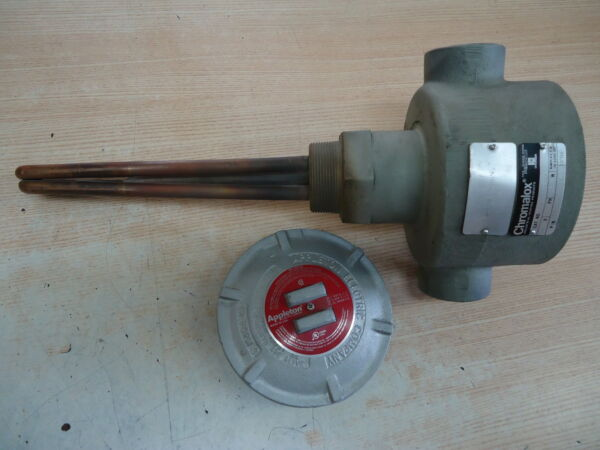 Emerson Electric Chromalox Immersion Heater ARMT-2255E2T1