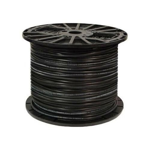 Solid Core Electric Dog Fence Wire 20 14 Gauge 150 500#x27; 1000#x27; Spool HDPE Cover