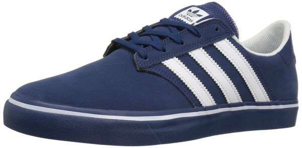 ADIDAS MENS SEELEY PREMIERE CLASSIC SNEAKERS #BB8513