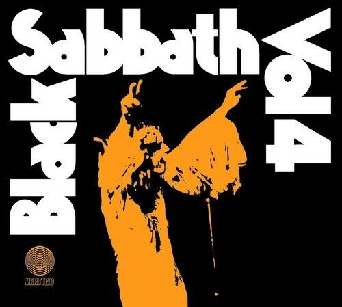 Black Sabbath Vol 4 New Vinyl LP UK Import $24.65