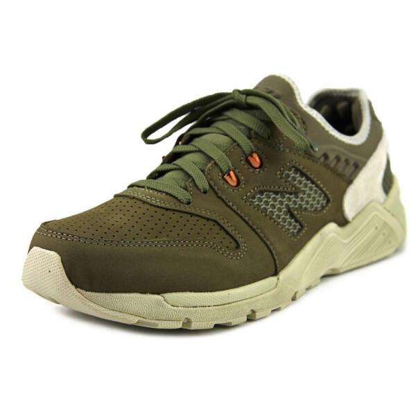 New Balance ML009 Men  Round Toe Synthetic Green Sneakers
