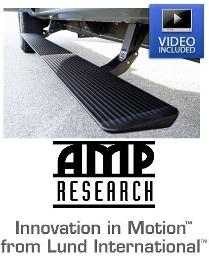 Amp Research Plug-n-Play Power Steps for 2015-2018 Chevy Colorado