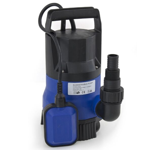 34HP 2640GPH 550W Submersible Dirty Clean Water Pump Flooding Pond SwimmingPool