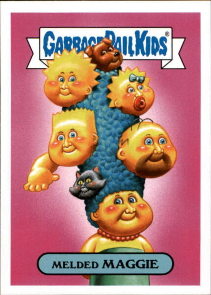 2016 Garbage Pail Kids Prime Slime Insert Singles (Pick Your Cards)