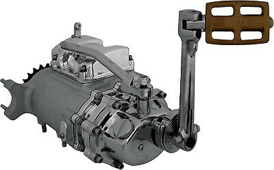 BAKER 6IN4 OVERDRIVE TRANSMISSION (RAW FINISH) PART# M6402R NEW
