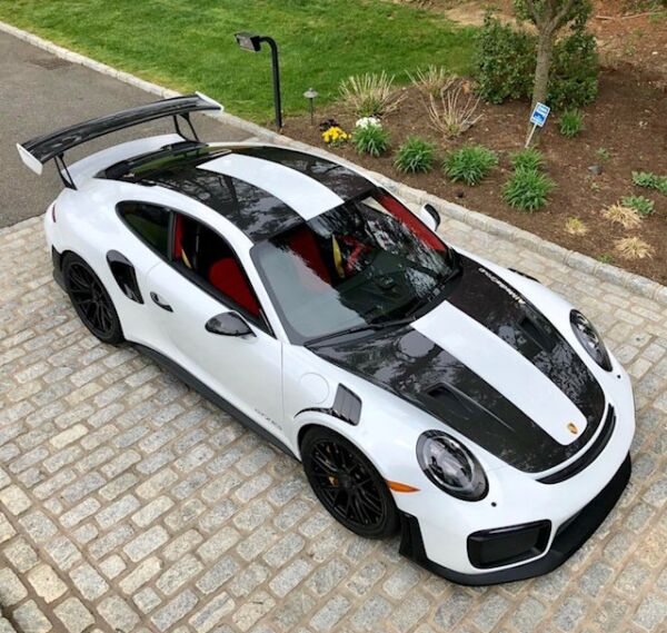 Porsche 991.2 GT2RS Complete Body Conversion kit for 2014 to 2018 Turbo