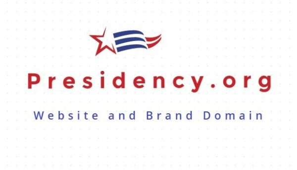 PRESIDENCY.org Website & Domain ~ Great for a President or the 2020 Election