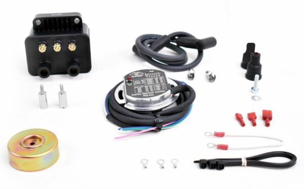 Ultima Single Fire Programmable Ignition Coil Kit Harley Evo Big Twin amp; XL 70 99 $185.97