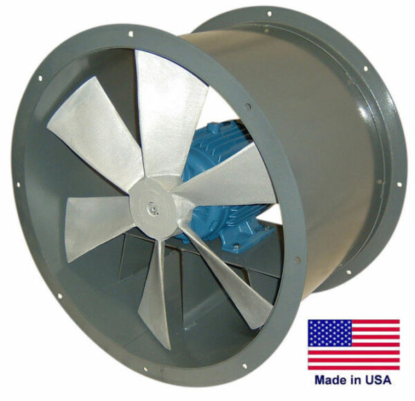 TUBE AXIAL DUCT FAN - Direct Drive - 60