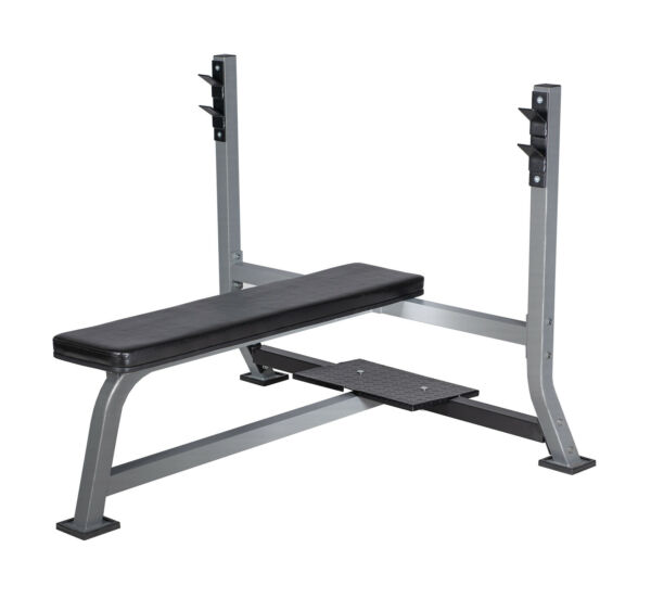Weight Bench Press Barbell Lifting Rack Body Strength Training Squat Bench $184.99