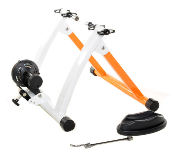 Conquer Indoor Bike Trainer Portable Exercise Bicycle Magnetic Stand $39.00