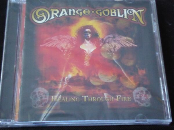 Orange Goblin - Healing Through Fire (NEW CD 2007) ELECTRIC WIZARD RAVENS CREED