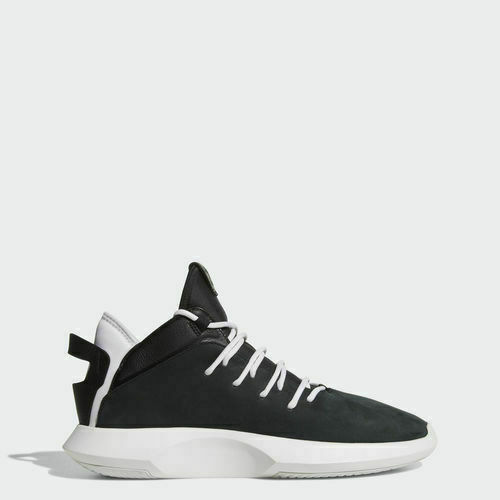 Adidas Originals Crazy 1 Adv Black White Retro Basketball Shoes New Men 8 BY4370