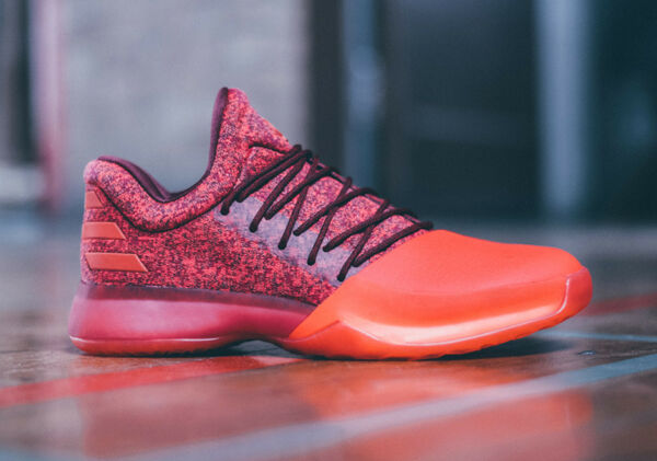 NEW MENS ADIDAS HARDEN VOL.1 SNEAKERS B39501-SHOES-BASKETBALL-MULTIPLE SIZES